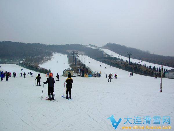 2012年欢乐雪最新雪场图片